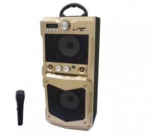 Loa Di động Bluetooth Speaker S58 Tặng Kèm Micro Không Dây- MSN181093