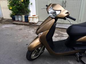 Honda LEAD Fi phun xăng điện tử,màu nâu, BSTP