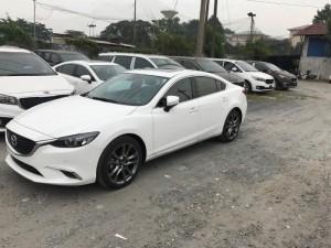 Mazda 6 2.0L phiên bản mới nhất tuyệt đẹp