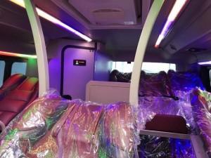Chuyên bán xe khách 47 ghế và xe giường nằm cao cấp 2017