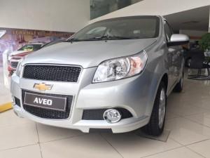 Chevrolet Aveo 2017- Đại lý Chevrolet Sài Gòn giảm giá lớn.