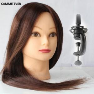 Đầu Manocanh học làm tóc giá sỉ.