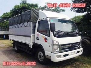 Xe tải TMT 6 Tấn - KM7560T - ĐC ISUZU ( CÓ...