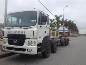Hyundai HD360 5 chân, tải 20,9 tấn xe nhập nguyên chiếc, có xe giao ngay