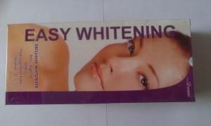 Kem dưỡng trắng da toàn thân. Kem siêu trắng  da Easy whiterning. Kem  G lutathione