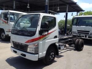Xe tải Fuso Canter 4.7, Động cơ mạnh mẽ, vận hành êm dịu