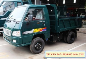 Xe Ben Thaco FLD250C 2.5 tấn