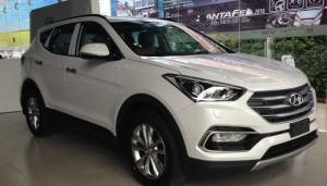 Hiện tại dòng xe 7 chỗ của Hyundai đang được lắp ráp tại Việt Nam với 100% linh kiện được nhập từ Hàn Quốc, phiên bản Hyundai Santafe 2017 được sản xuất tại nhà máy Hyundai Thành Công đã đạt được doanh số bán hàng tốt nhất, và dòng xe này sẽ giữ nguyên mẫu cho đến các năm 2017 và 2018, về trang thiết bị theo xe thì hiện tại phiên bản này đã tích hợp đủ các chức năng cần thiết của một chiếc xe du lịch cao cấp.