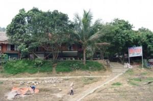 nhà sàn đảo dừa thung nai