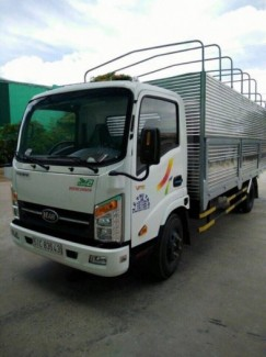 Xe tải Veam VT260 tải trọng 1,9 tấn thùng dài...
