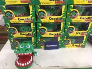 Trò chơi khám răng cá sấu, trò chơi cho bé .Mã:TA-ĐC02