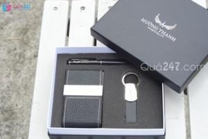 Giftset - Bộ quà tặng khách hàng có in hoặc khắc logo thương hiệu