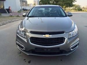 Chevrolet Cruze 2017 số sàn, hỗ trợ ngân hàng cho khách hàng sử dụng xe kinh doanh