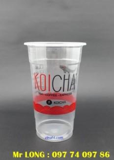 Ly nhựa PP 700ml dùng trong kinh doanh thức uống lạnh