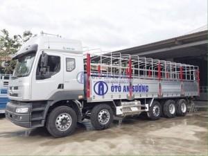 Xe tải  CHENGLONG 5 Chân thùng nhôm mới nhất thị trường