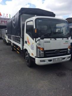 Xe tải giá rẻ tại tphcm/ xe tải Veam 1t9 thùng dài 6m
