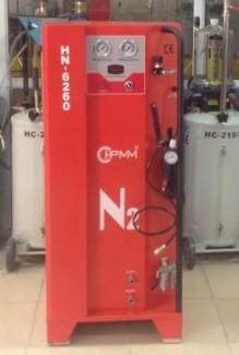 Có nên dùng máy bơm khí nitơ thay cho khí...