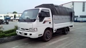 Bán xe tải frontier k190 đời 2017. Hỗ trợ trả góp.