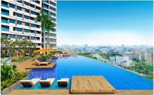 Hưng Thịnh mở bán căn hộ ven sông dưới 1 tỷ...