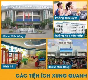 Hưng Thịnh mở bán căn hộ ven sông dưới 1 tỷ ngay trung tâm quận Bình Thạnh