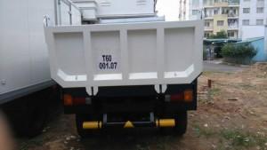 Xe tải Ben HD99 nhập khẩu 3 cục, tại TPHCM