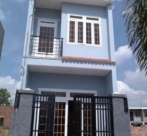 Nhà cho thuê nguyên căn, 2 lầu, Vườn Lài, Quận 12, giá 5,9 tr