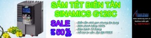 giảm giá biến tần siemens g120c