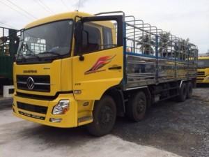 Xe tải Dongfeng 17T9 – 4 Chân – Thùng dài 9.9 mét
