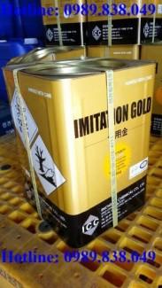 Muối giả vàng, Immitation gold, C.H Gold
