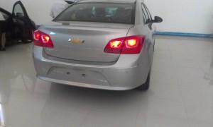 Chevrolet Cruze 2016 duy nhất con tại địa lý, giảm giá mạnh