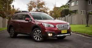 Bán Subaru Outback giảm 5% trước bạ + 5 năm...