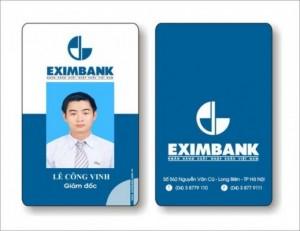 In thẻ nhựa, in thẻ ra vào, in thẻ chấm công, thẻ nhân viên, in thẻ cảm ứng giá rẻ tại TP HCM