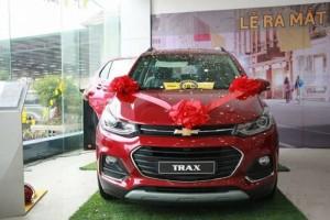 Chevrolet Trax nhập khẩu nguyên chiếc, giá siêu ưu đãi 2017