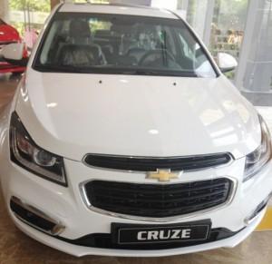 Chevrolet Cruze 2017 hoàn toàn mới -Đăng kí lái thử trải nghiệm cảm giác lái cùng Cruze