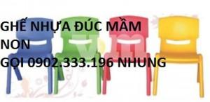 bán sỉ ghế nhựa mầm non rẻ tại tphcm