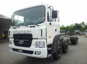 Đầu kéo Hyundai 12 tấn