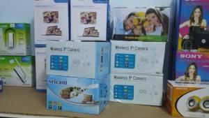 Camera IP không dây Siepem S6203Y