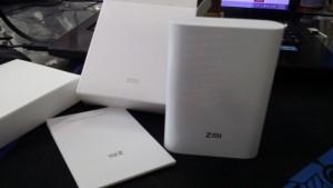 Thiết bị phát wifi từ sim 3G/4G ZMI kiêm sạc dự phòng