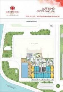 Căn hộ TT Bình Thạnh 2 mặt view sông, 4 tầng...
