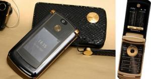 Điện thoại Motorola V3i gold, L7 ,V8 gold và...
