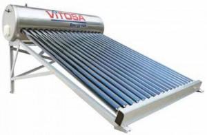 Máy năng lượng mặt trời VITOSA tại Cần Thơ