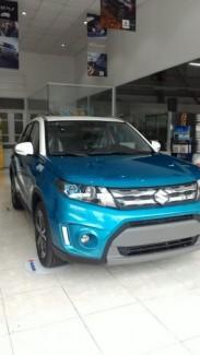 Suzuki Vitara 2017, giá cả cạnh tranh!