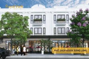 Cơ hội đầu tư vàng khi sở hữu Shophouse bằng lăng tại dự án Royal Park Huế