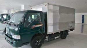 Chỉ cần 130tr bạn đã sở hữu ngay chiếc xe THACO KIA K165 tải trọng 2t4,KIA K190 tải 1t9,chất lượng và kinh tế,có xe giao liền,hổ trợ vay ngân hàng.