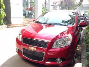 Chevrolet Aveo 1.4 LTZ new 2017 giá rẻ nhất...