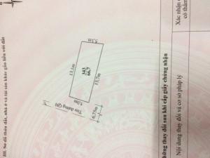 Bán đất mặt bằng 34 Ngô Từ p. Lam Sơn TPTH, sổ đỏ chính chủ