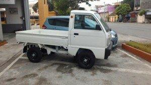 Suzuki Truck 5 tạ, giá cả cạnh tranh