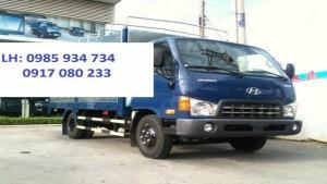 Xe Hyundai HD65 ben