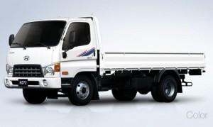 Xe Hyundai HD72 đời mới