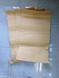 Bao giấy Kraft đựng bột thực phẩm 25kg - 50kg